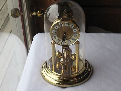 Vintage S. Haller Simonswald, Germany, Anniversary Clock, For Parts Or Repair