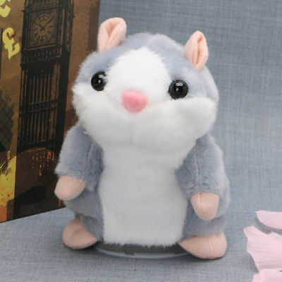 Smart Talking Toy Repeats What you Say Speak Talk Sound Record Repeat Pet Toy