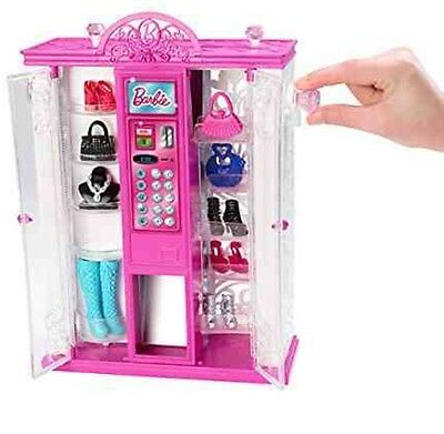 Barbie Life Dreamhouse Doll New Fashion Vending Machine Amazing Playset BNIB