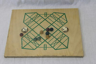 Patolli Board Game 1990 Brand New Sealed Mayan Aztec Very Rare W Wooden Board