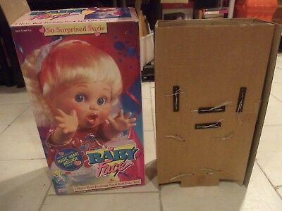 "Babyface Galoob  ""So Surprised Susie"" Doll  HTF RARE New"