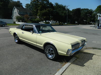 1967 Mercury Cougar Base 1967 Mercury Cougar Base 4.7L