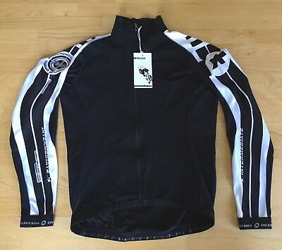 ASSOS iJ INTERMEDIATE S7 LONG SLEEVE JERSEY SIZE M