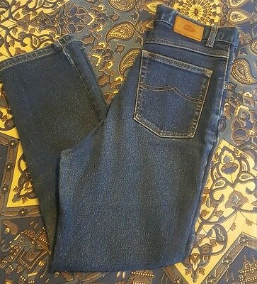 Women's vintage high waisted jeans size 13 size 14