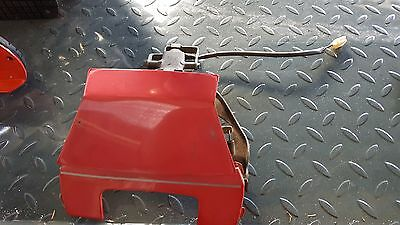 SUZUKI-GSX250F-ACROSS-Rear-tail-tank-cover-flap-lock-latch
