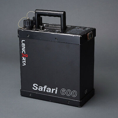 Lencarta Safari 600 Ws Portable Lighting Kit