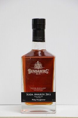 Bundaberg Rum Master Distiller's Solera Employee Awards Limited Edition