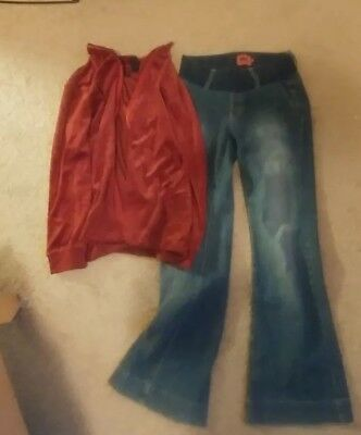 Maternity pants size small lot jacket included