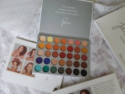 Morphe x Jaclyn Hill Palette 35 brand new shades eyeshadow palette 100% Genuine