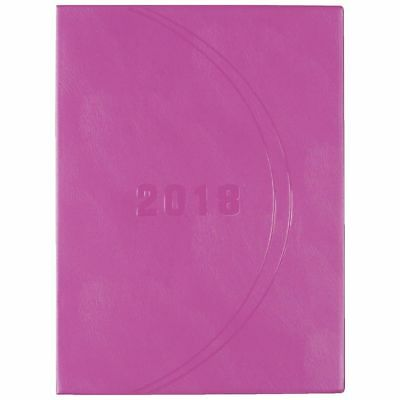 Cumberland A4 Luxe Monthly Planner Assorted