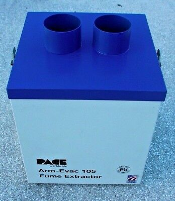 Pace Arm-Evac 105 - Fume Extractor!! FREE SHIPPING!!