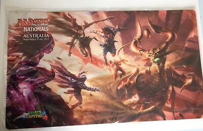 New - Magic The Gathering Nationals - Hour Of Devastation Canberra 2017 Playmat