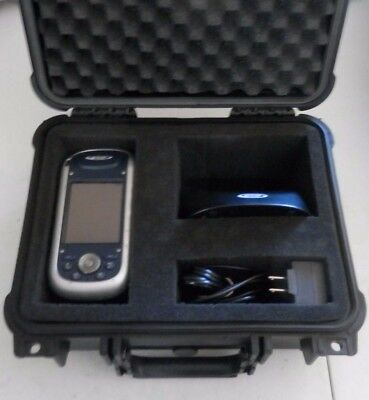 Spectra Precision Promark 100 GPS GNSS GIS handheld kit with office dock