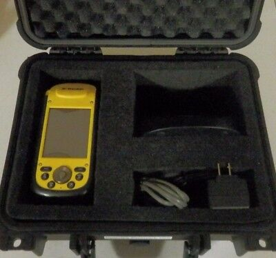 Trimble Geo5T GNSS GIS handheld receiver with office dock in case