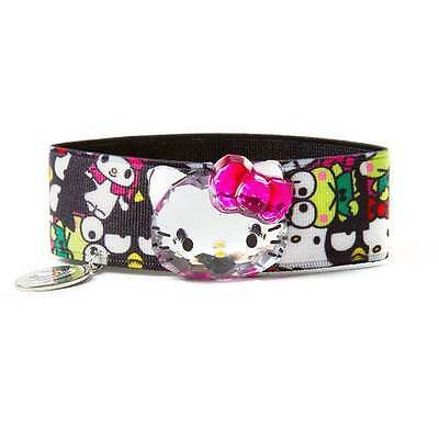 Hello Kitty 40th Anniversary Characters Strech One Size Bracelet New With Tag!!