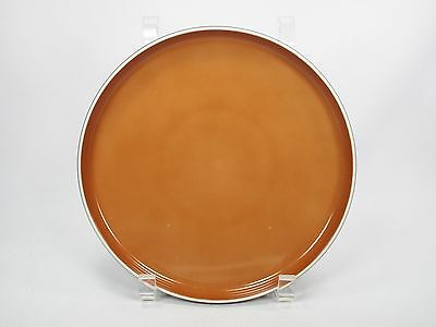 Retro BLOCK CHROMATICS Gold Brown Series SALAD PLATE 10711 Germany