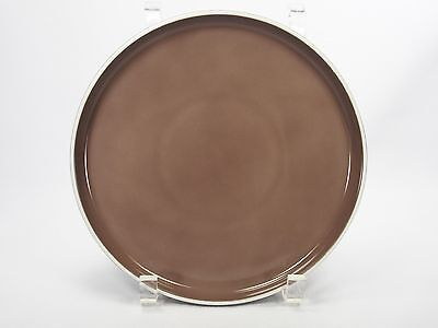 Retro BLOCK CHROMATICS Beige Black Series SALAD PLATE 32933 Germany