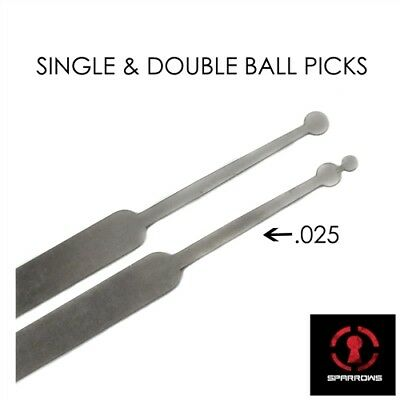 Sparrows Single Double Ball Set