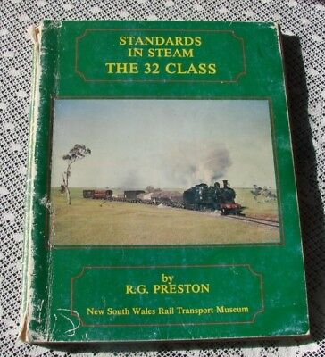 Standards in Steam The 32 Class (NSWGR/NSWR)