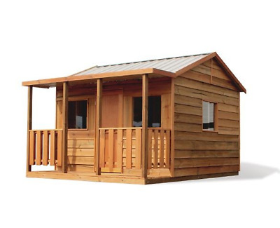 Cubby House - Wooden - FUN LODGE - Christmas present?