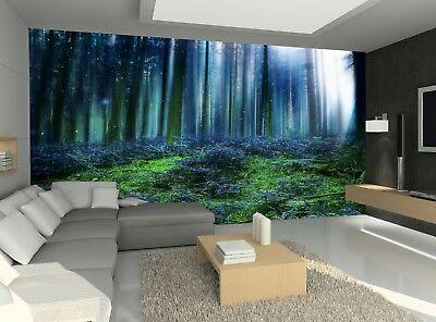 FOREST IN NEPAL Photo Wallpaper Wall Mural DECOR Paper Poster Wall