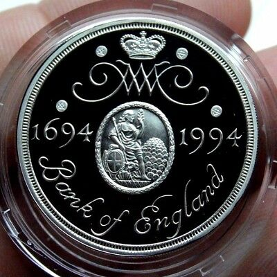 1994 2 Pounds Silver Proof British Royal Mint Coin Queen Elizabeth Ii