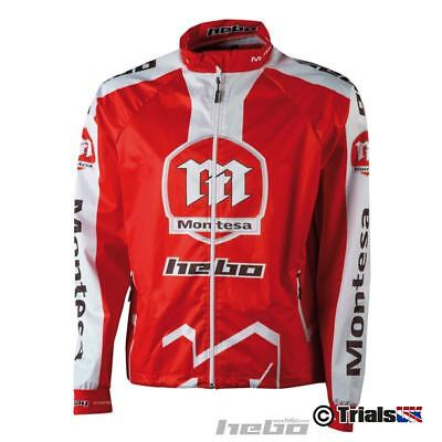 Hebo Official Montesa Pro Classic Windproof Riding Jacket