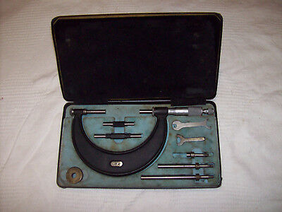 More And Wright Micrometer