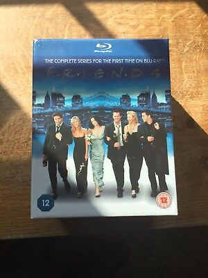 Friends - Series 1-10 - Complete (Blu-ray, 2014, Box Set)