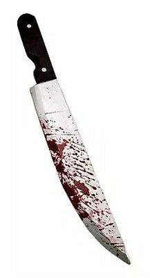 HALLOWEEN PROP FRIDAY THE 13th Like  BLOODY CLEAVER