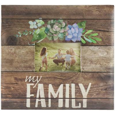 NEW MBI Expressions Post Bound Album with Window 12 inch x12 inch My Family
