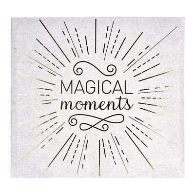NEW MBI Expressions Post Bound Album 12 inch x12 inch Magical Moments