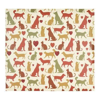 NEW MBI Expressions Post Bound Album 12 inch x12 inch Glitter Love Pets