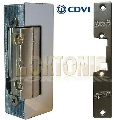 ELECTRIC MORTISE BOLT Lock for Frameless Glass Door Low