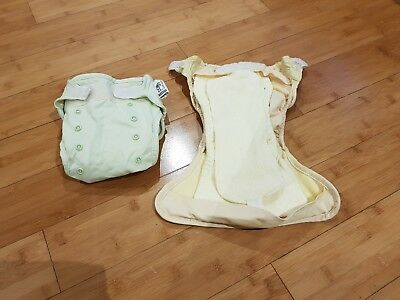 Bulk lot of Close pop-in bamboo nappies plus extras