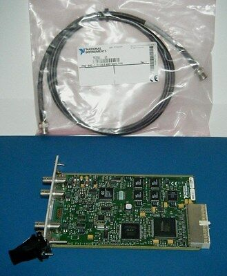 NI PXI-1407 IMAQ RS170 CCIR Image Acquisition, National Instruments *Tested*