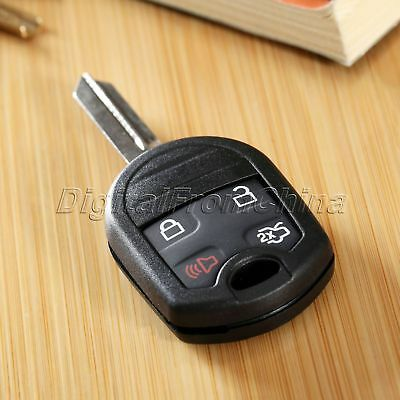 Car Remote 4 Button Key Shell Case Fob Fit For FORD Expedition F250-350 Super