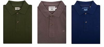 Bar Harbour Knot Cotton Polo Shirts (0165)