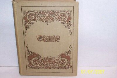 The Romance of Tristram of Lyones Isoude  Author Unknown 1920 USA hardcover N/DJ