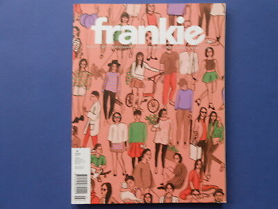 ## FRANKIE MAGAZINE -  ISSUE #59 **Free Postage