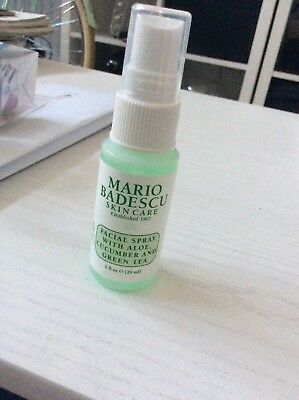 Mario Badescu Facial Spray 29ml with Aloe Vera, Cucumber and Green Tea 1 fl.oz