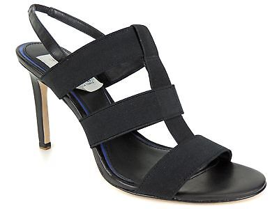 af9e7ab5813ed Elie Tahari Women s Ithaca Dress Sandals Black Size EU 40 M US Size ...