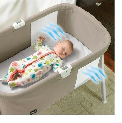 Baby Bassinet Crib Portable Infant Newborn Child Folding Lightheight Furniture