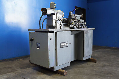 "11"" x 18"" Hardinge TFBH Precision Toolroom Engine Lathe Metal Turning Lathe"