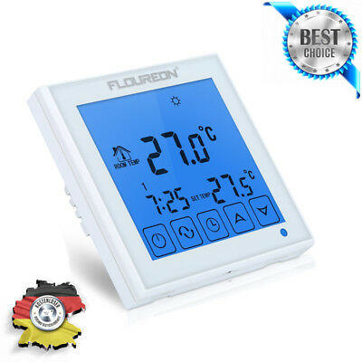 salus raumthermostat vs30 unterputz temperaturregler programmierbar digital picclick de. Black Bedroom Furniture Sets. Home Design Ideas