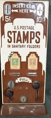 "Postage Stamp Machine Shipman MFG. Co. 1930""s"