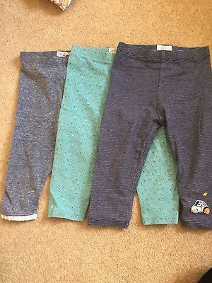 Girls Trousers 9-12 Months
