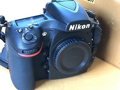 Nikon D D810 36.3MP Digital SLR Camera - (Body Only) Pre-owned, Never used