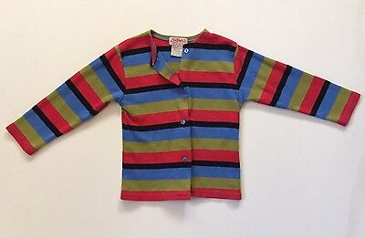 Zutano Baby Toddler Clothes Button Down Cardigan Size 12-18 Months