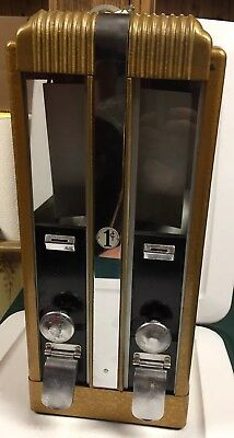 Two Column Penny Nut Machine. - Circa 1940's